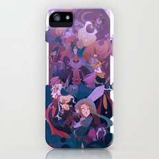 Boss Battle iPhone (5, 5s) Slim Case