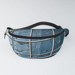 ripples in the sky Fanny Pack