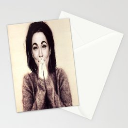 Mommie Bjork Stationery Cards