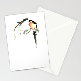 Chinese Shui-mo(水墨)- Bird Stationery Cards
