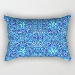 Oriental Pattern B Rectangular Pillow