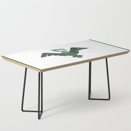 Liverpool Liver Bird Coffee Table