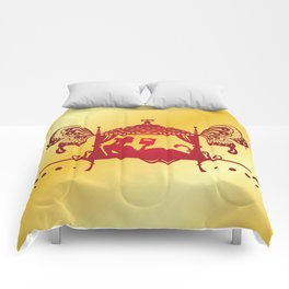 Bridal Palanquin India.doli silhouette Comforters