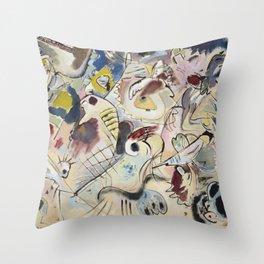 Wassily Kandinsky - Skizze Throw Pillow