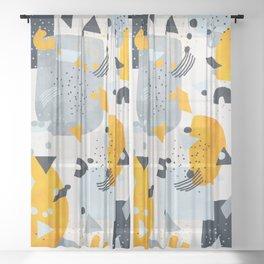 Ania Sheer Curtain