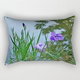 SF Japanese Tea Garden Study 20 Rectangular Pillow