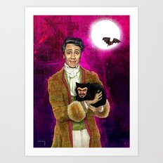 Vampstyle! (What We Do In The Shadows) Art Print