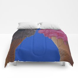 Ice Scream Comforters