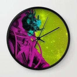 Saturday Night Wall Clock