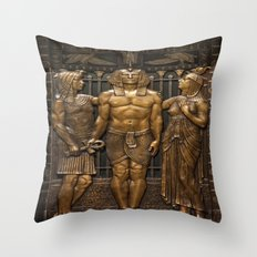 Valley of the Dead  Throw Pillow