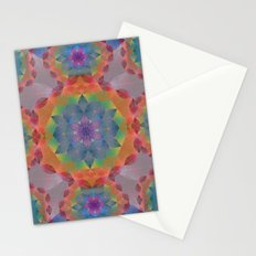 The Flower of Life - Leaf Pattern Stationery Cards