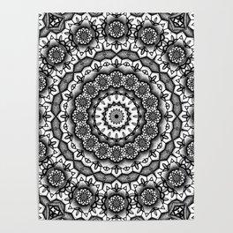 Seeker Mandala Poster