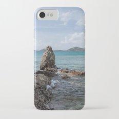 Caribbean Beach Photograph iPhone 7 Slim Case