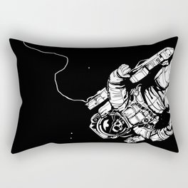Lost in Eternity II Rectangular Pillow