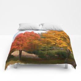 Welcome Fall Comforters