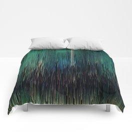 Planet Pixel New York Blues Comforters