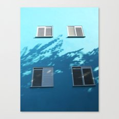 So we talked about the weather Canvas Print