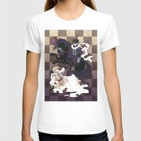 hetalia T-shirts featuring The Game of Checkmate by jali-jali