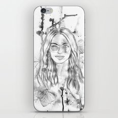 Branching out iPhone & iPod Skin