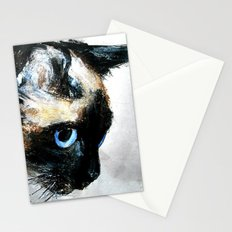 Siamese Cat Stationery Cards