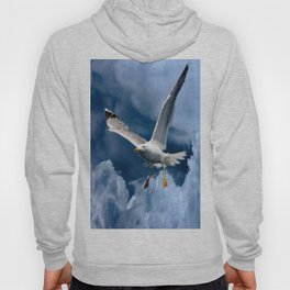 In the storm Hoody
