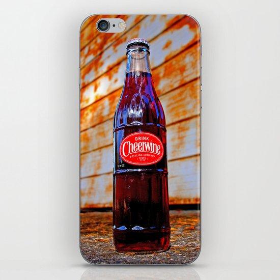 Refreshing Cheerwine iPhone & iPod Skin
