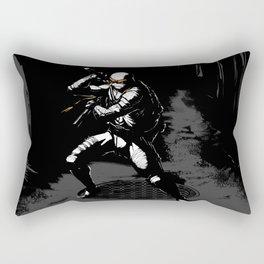 TMNT Mikey Rectangular Pillow
