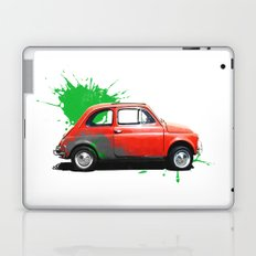 Italia - Fiat 500 retro Laptop & iPad Skin