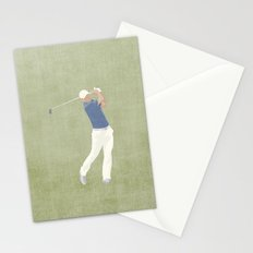 SUMMER GAMES / Golf Stationery Cards