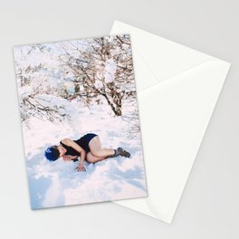 hibernation Stationery Cards