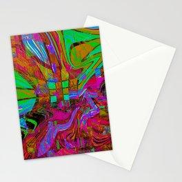 Digital Overflow Stationery Cards