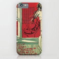 hang this girl iPhone 6s Slim Case