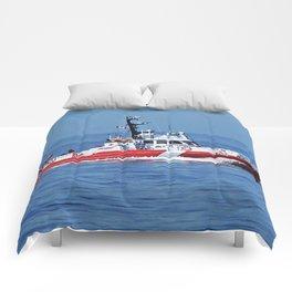 Patrol Boat Comforters