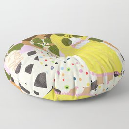 No Thanks, We Have Plants Floor Pillow