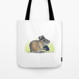 Field Mouse  Tote Bag