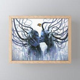Equilibrium Framed Mini Art Print