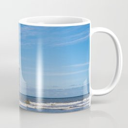 Cromer pier on the North Norfolk coast Coffee Mug