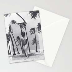 Tropical Storm Stationery Cards
