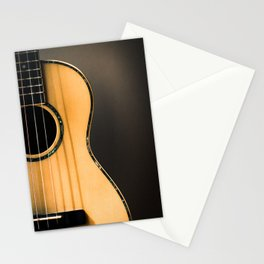 light and shapes Stationery Cards