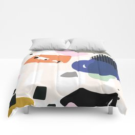 Towards the bottom Comforters