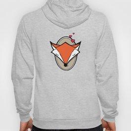 Girl Fox Love Hoody
