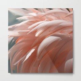Flamingo #1 Metal Print