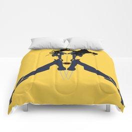 Laura Kinney Comforters