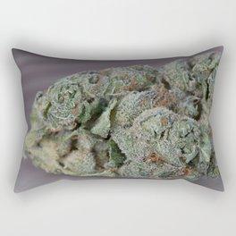 Dr. Who Medicinal Medical Marijuana Rectangular Pillow