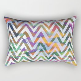 Abstract background 9 Rectangular Pillow