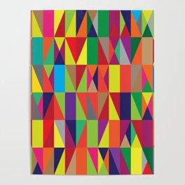 Geometric No. 10 Poster