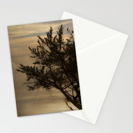 forest's whisper at the dawn Stationery Cards