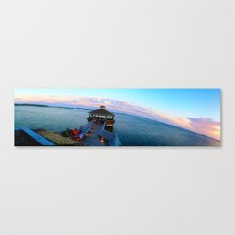 Outer Banks Sunset Canvas Print