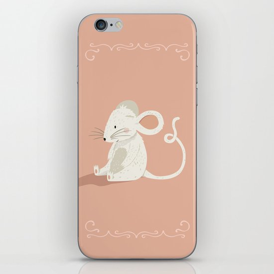 You are the Cheese! iPhone & iPod Skin