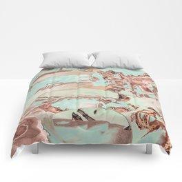 Secrets of the beach Comforters